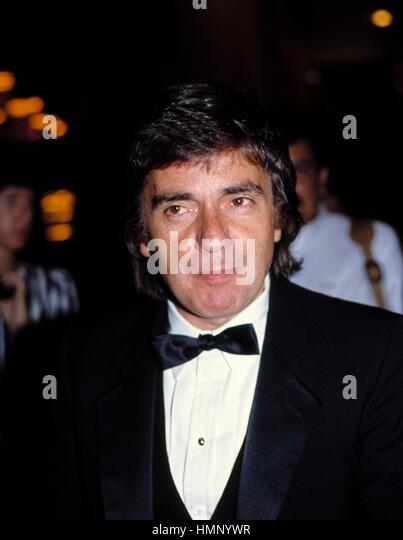 DUDLEY MOORE 1983 EMMY AWARDS LOS ANGELES, CALIFORNIA CREDIT ALL USES - Stock-Bilder