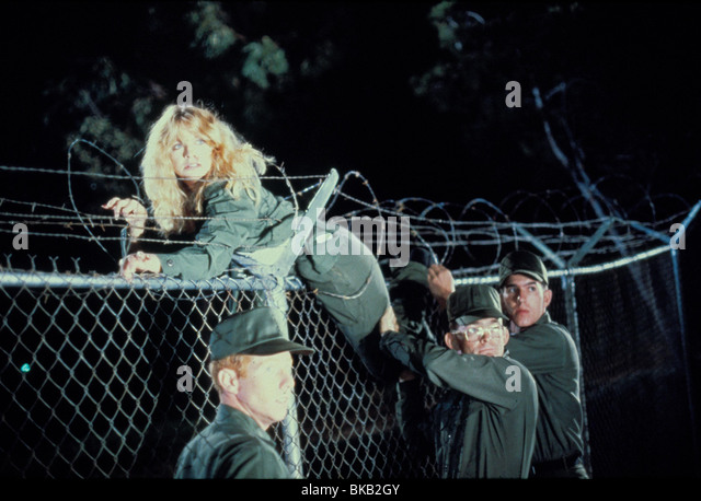 PRIVATE BENJAMIN (1980) GOLDIE HAWN PBJ 007 - Stock Image