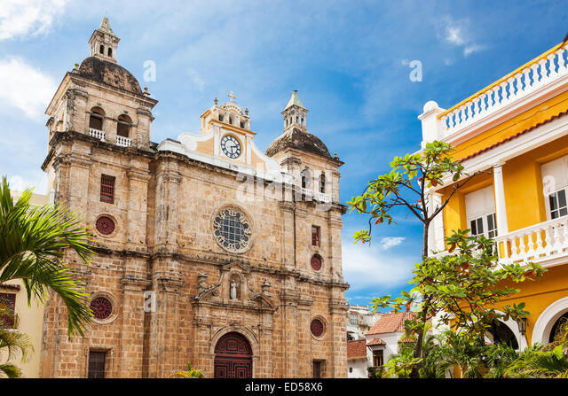 Cartagena, Colombia - Stock Image