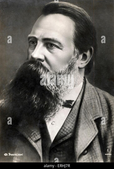 friedrich engels essay In fact, both marx and engels acquired a profound personal interest in  engels  was able to explain our origins in his brilliant essay, the part.