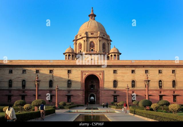 Colonial Architecture Delhi Stock Photos Colonial Architecture Delhi St