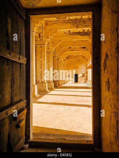 Bundi Palace, India, Rajasthan - Stock-Bilder