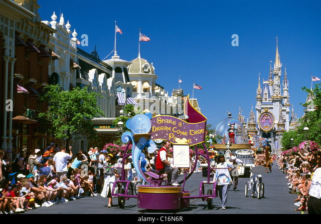 disneyland florida stock photos disneyland florida stock images alamy. Black Bedroom Furniture Sets. Home Design Ideas
