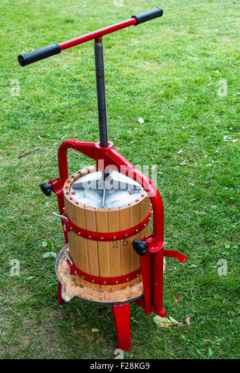 how to make apple cider from apples without a press
