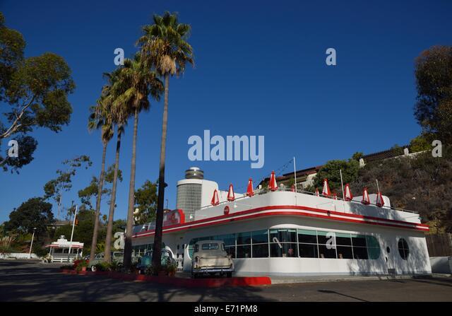Rubys Diner Laguna Beach Ca