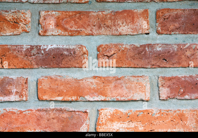 Brick wall, close-up - Stock-Bilder