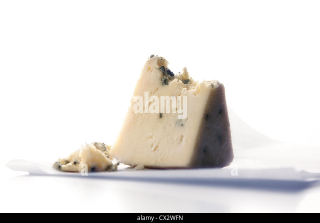 Blue Cheese - Stock Image