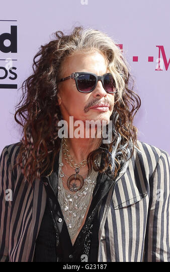 Las Vegas, NV, USA. 22nd May, 2016. 22 May 2016 - Las Vegas, NV - Steven Tyler. 2016 Billboard Music Awards from - Stock Image