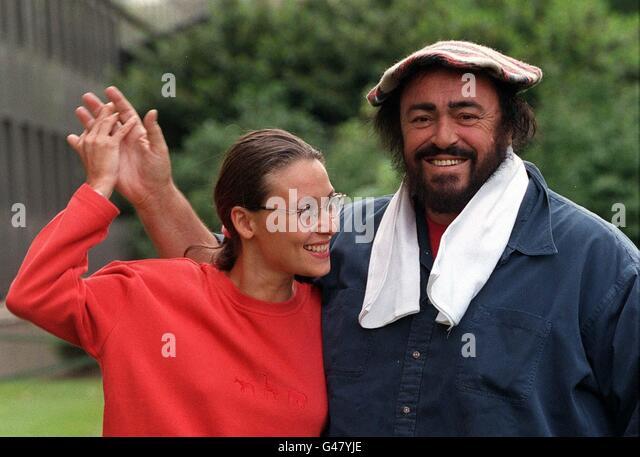 Nicoletta mantovani stock photos nicoletta mantovani for Luciano pavarotti nicoletta mantovani