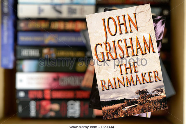 a review of the book the rainmaker by john grisham The whistler by john grisham takes us to the heart of a large conspiracy involving the coast mafia, an illegally-funded casino, and the most corrupt judge of all times.