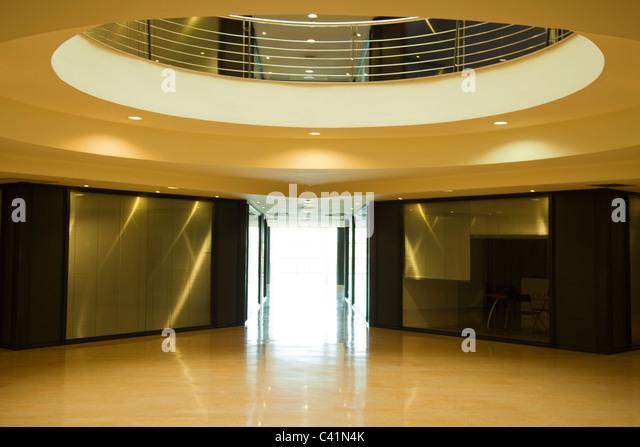 Atrium - Stock Image