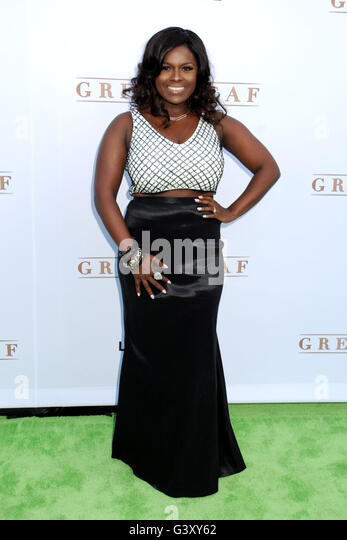 Hollywood, CA, USA. 15th June, 2016. 15 June 2016 - Hollywood, California - Deborah Joy Winans. OWN Network's - Stock Image