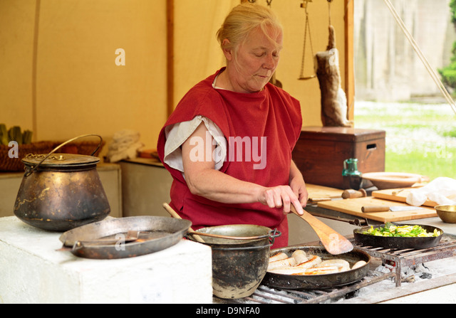 Roman Britain Woman Stock Photos Roman Britain Woman Stock Images Alamy