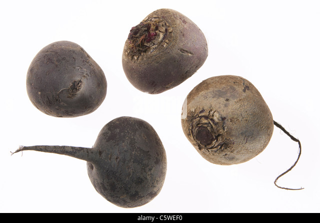 Beetroots, close-up - Stock Image
