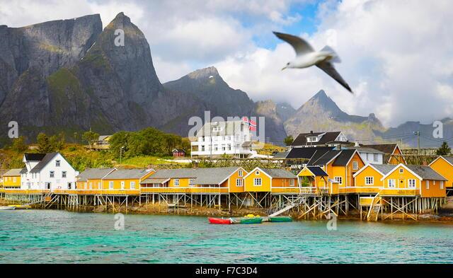 Holiday Cottages Lofoten Islands
