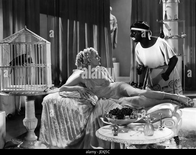 ROMAN SCANDALS 1933 United Artists film with Eddie Cantor and Gloria Stuart - Stock-Bilder