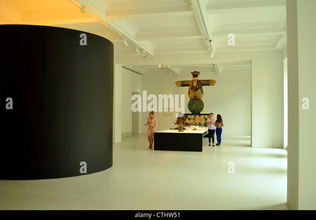 Museum of Cultures, Basel, Switzerland - Stock-Bilder