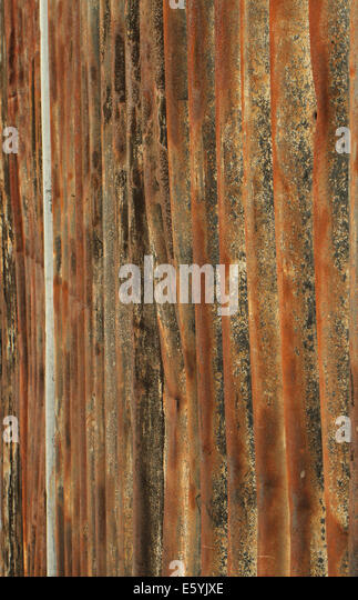 Corrugated Metal Pattern Stock Photos Corrugated Metal