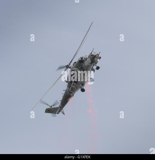 Hind Helicopter Stock Photos & Hind Helicopter Stock