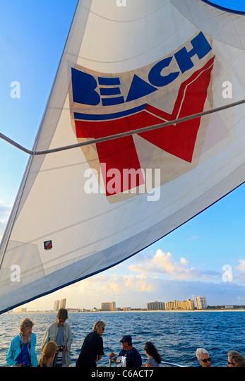 Panama city beach and florida stock photos panama city for Panama city beach party boat fishing