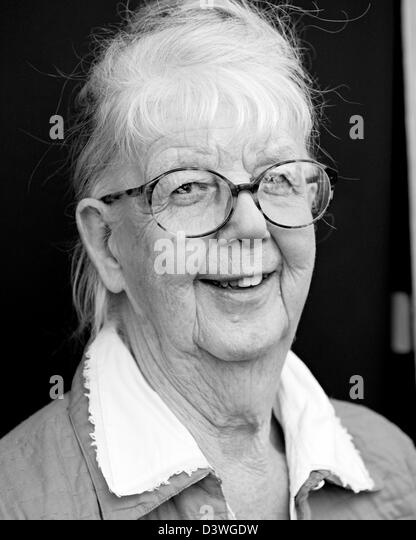 Shirley Hughes, Children's  writer & Illustrator - Stock Image