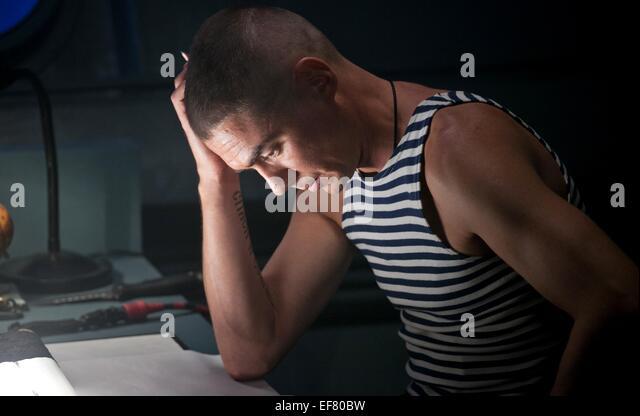 DENIS NIKIFOROV 22 MINUTY (2014) - Stock Image