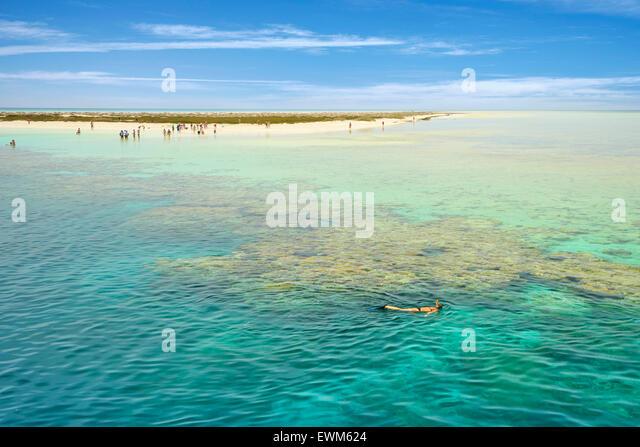Qulaan Islands, Red Sea, Marsa Alam Region, Egypt - Stock Image
