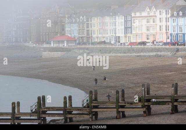 Aberystwyth beach marine terrace stock photos for 50 marine terrace