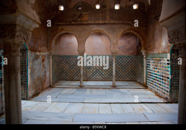Baño Arabe Granada San Miguel:Baño Stock Photos & Baño Stock Images – Alamy