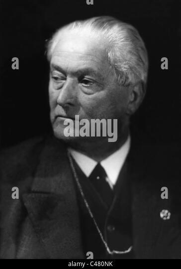 Hermann Stehr, - Stock Image