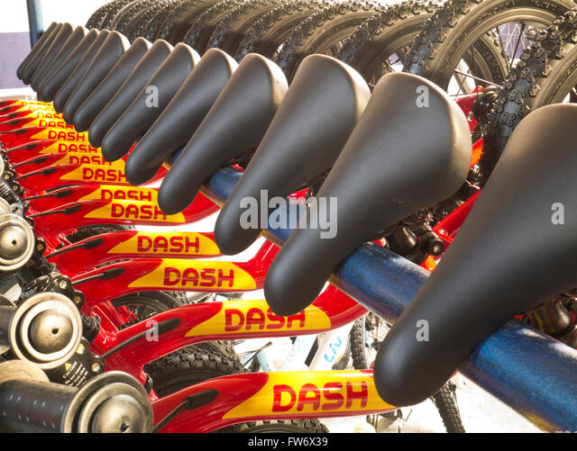 Balance bikes - Stock-Bilder