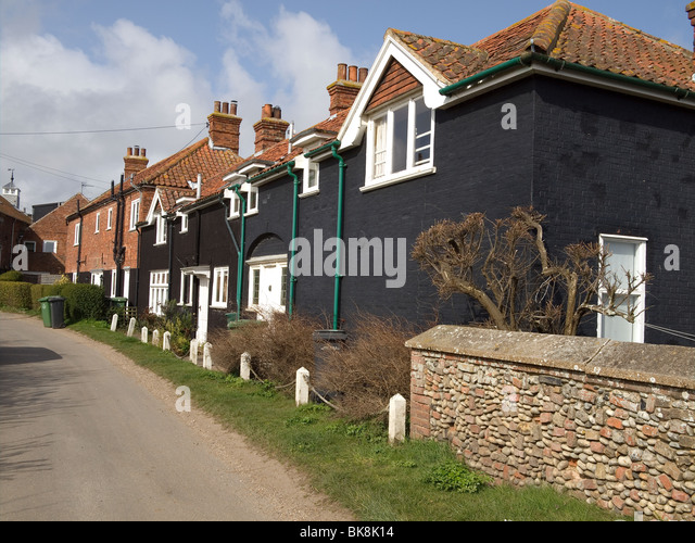 Seaside Homes Stock Photos Amp Seaside Homes Stock Images