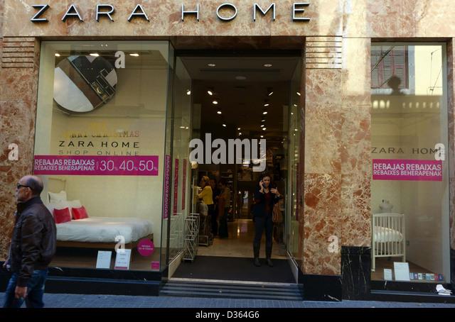 Zara home shop stock photos zara home shop stock images - Zara home canarias ...