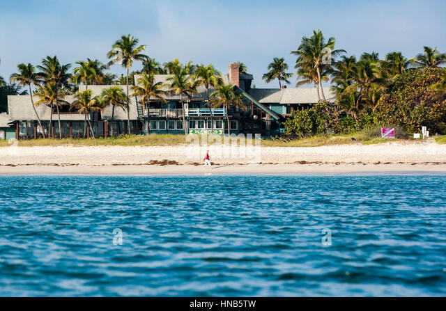 SeaWatch on the Ocean Restaurant - Fort Lauderdale, Florida, USA - Stock Image