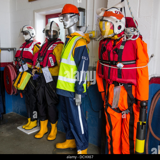 RNLI Lifeboat Museum Whitstable Lifeboat Station - Stock Image