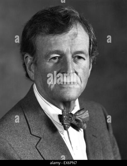 1981 American surgeon Henry Swan II (1913-1996, who pioneered the use of hypothermia (cooling patients to a very - Stock Image