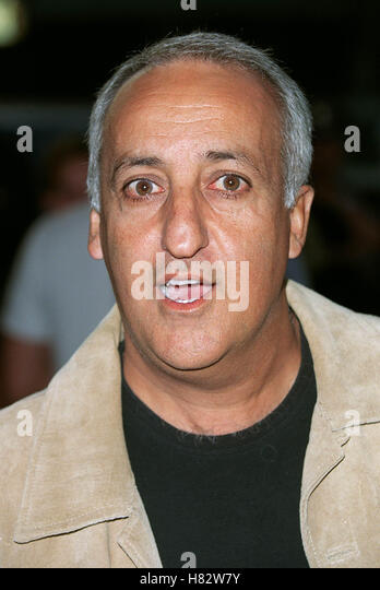 BRIAN GEORGE 'BUBBLE BOY' FILM PREMIERE HOLLYWOOD LOS ANGELES USA 23 August 2001 - Stock Image