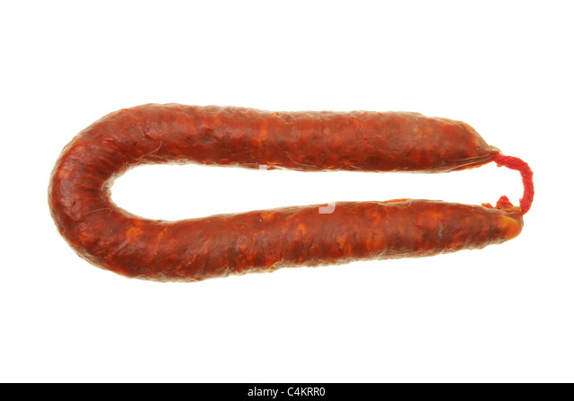 Sausage Ring On The Grill