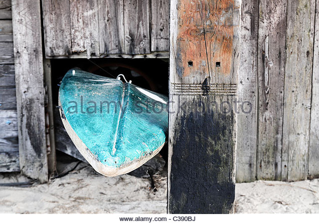 windsurfing board - Stock Image