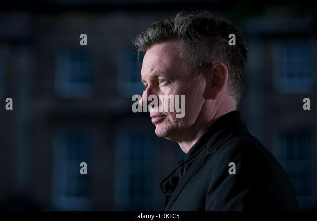 Scottish actor John Gordon Sinclair appears at the Edinburgh International Book Festival. - Stock Image