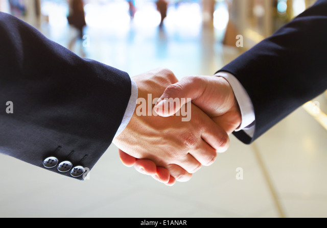 deal - Stock Image