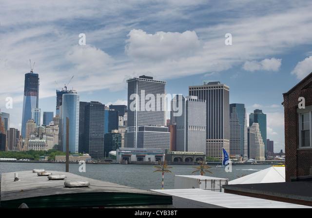 NEW YORK NEW YORK CITY TRAVEL UNITED STATES OF AMERICA - Stock-Bilder