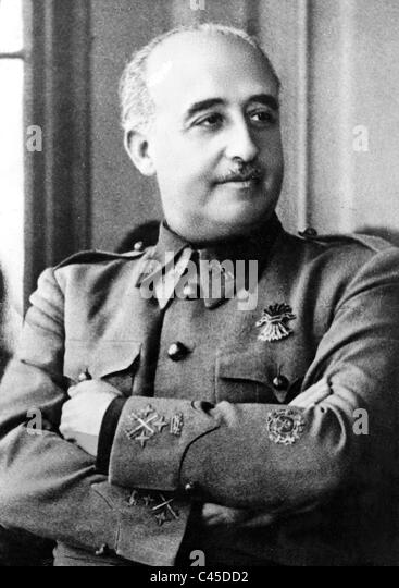 success of general franco On july 21 general franco accepted bernhardt's offer the latter interviewed hitler on july 26 at bayreuth, where the chancellor was attending the wagner festival after consultation with hermann goering, chief of the german air force, hitler authorized the immediate dispatch of some 20 ju-52 heavy transports.