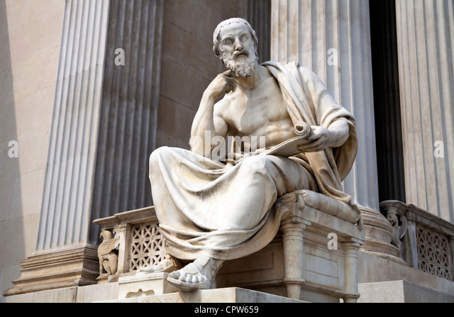 a biography of herodotus a greek historian This lesson discusses the greek historian, thucydides learn more about his life and how he changed the way in which history was recorded, then.