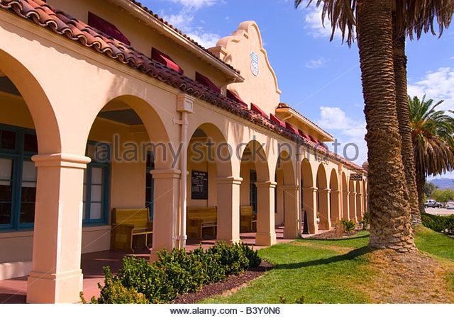 architecture of the california missions Mention of california mission gardens evokes romantic images of jasmine  the  patios of the california missions shared this architectural form but were.