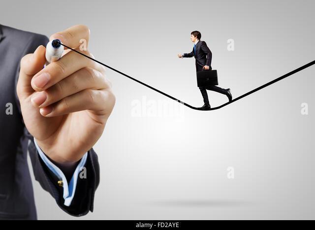 dangerous line of work stock photos  u0026 dangerous line of
