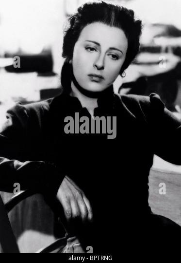 ANNA MAGNANI ACTRESS (1952) - Stock Image