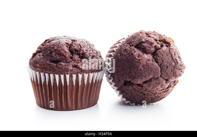 the-tasty-chocolate-muffin-isolated-on-w