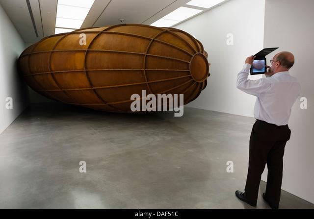 Museum of Contemporary Art in Sydney Australia - Stock-Bilder