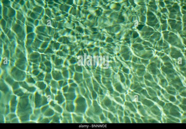 Swimming Pool Reflections - Stock-Bilder